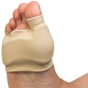 Double Bunion Sleeve - Footcare Cushions Metatarsal; Eases Walking Pressure