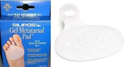 10465 Pad Metatarsal Gel Silicone One Size Pr Part# 10465 by Silipos Qty of 1 Pair