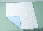 SleepDri Budget Reuse Quilted Underpad 34 x 36 w/Flaps