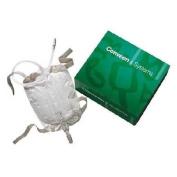 Conveen Sterile Contoured Urine Leg Bag Fabric Straps, Med No Latex Sterile, 1 ea