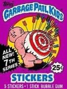 Garbage Pail Kids Vintage Trading Cards/Stickers Series 7 Unopened Pack