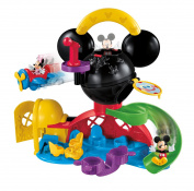 Mickey Mouse Clubhouse Fly 'n Slide Clubhouse by Fisher-Price