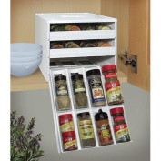 YouCopia Classic SpiceStack® Organizer - 24 Bottles