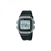 Casio Men's Alarm Chronograph Watch - Black