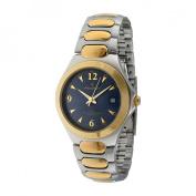 Peugeot Men's Two-Tone Bracelet Watch