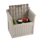 Suncast Patio Storage Seat - 31 Gallon
