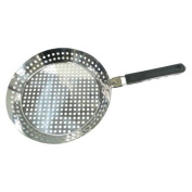 Mr. Bar-B-Q Stainless Steel Grilling Skillet with Removable Handle
