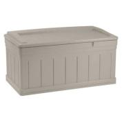 Suncast Seville Premium 488.3l Deck Box with Seat - DB9750