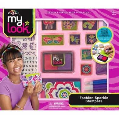 Cra-Z-Art My Look Sparkle Stampers