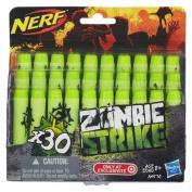 NERF? X30 Zombie Strike Deco Darts Game