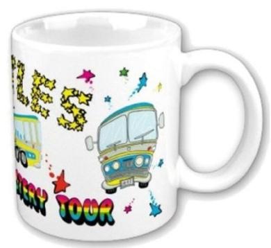 THE BEATLES - Magical Mystery Tour Mug