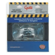 GROTE 63171-5 Work Lamp, Rectangular,Halogen,Clear
