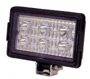 Maxxima MWL-05SP 700 Lumens Rectangular Special Performance LED Work Light