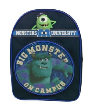Monsters University Arch Backpack
