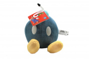 Global Holdings Super Mario Plush Toy - 13cm Bob-omb