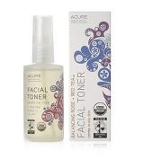 Facial Toner Rose + Red Tea - 60ml - Liquid