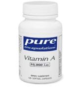 Pure Encapsulations - Vitamin A 10,000 i.u. 120 [Health and Beauty]