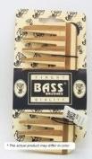 Comb - Medium Wood Comb Wide Tooth Bass Brushes 1 Comb