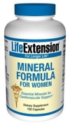 Life Extension Mineral Formula for Women