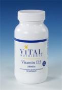 Vitamin D3 2000 IU 90 VegiCaps