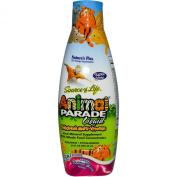 Nature's Plus, Source of Life, Animal Parade Liquid, Children's Multi-Vitamin, Natural Tropical Berry Flavour, 30 fl oz