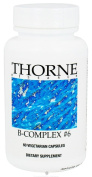 B-Complex #6 60ct by Thorne Research