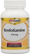 NSI Benfotiamine -- 150 mg - 240 Capsules