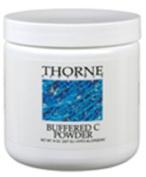 Thorne Research, Buffered C Powder, 240ml