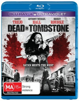 Dead in Tombstone [Blu-ray] [Region 4] [Blu-ray] [Blu-ray]