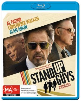 Stand up Guys [Blu-ray] [Region 4] [Blu-ray] [Blu-ray]