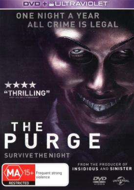 The Purge (DVD/UV)