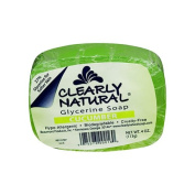 Clearly Natural Glycerine Bar Soap Cucumber 120 ml
