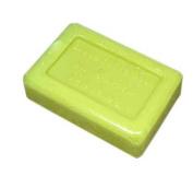 100 Gramme Bar of Olive Oil Based Soap, Lemon Verbena Scented