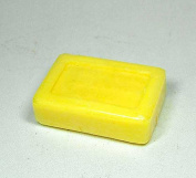 100 Gramme Bar of Olive Oil Based Soap, Mimosa Scented