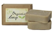 Jensan Forest Haven Natural Organic Soap for Men with Shea Butter and Essential Oils