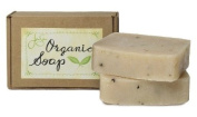 Jensan Frontiersman Natural Organic Soap for Men with Shea Butter and Essential Oils