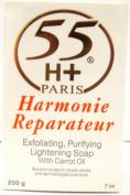55H+ Ultra Harmonie Reparateur Soap