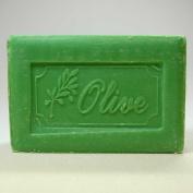 250 Gramme Bar of Olive Oil Based Soap, Olive Scented