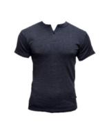 Mens Thermal Underwear Grandad Short Sleeve Vest