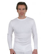 Mens Thermal Underwear Long Sleeved Vest [Thermals]