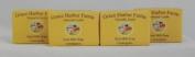 Goat Milk Soap (4-Four Ounce Bars) Lemongrass