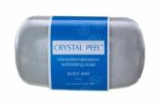 Crystal Peel Microdermabrasion Exfoliating Soap Body Bar, 240ml
