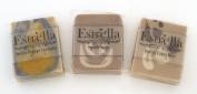 Handmade Natural Vegan Soap 3 Bars Vanilla Bean, Vanilla Cocoa Mint, Vanilla Orange Lavender