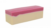 Pomegranate Cherry Artisan Olive Oil Soap Loaf -3 Pounds