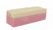 Raspberry Rush Artisan Olive Oil Soap Loaf -3 Pounds