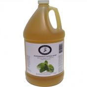 Carolina Castile Soap Peppermint w/Organic Cocoa Butter - 3.8l