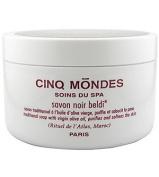 Beldi Black Soap 200 ml by Cinq Mondes