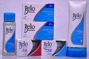 BELO Essentials Moisturising Whitening BLUE SET