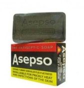 Asepso Soap with Antibacterial Agent Healthy Skin Bar