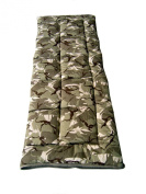 SunnCamp Camouflage Standard Sleeping Bag